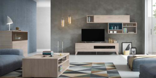 En el diseño moderno interior, se intenta romper con lo monótono y los espacios tradicionales